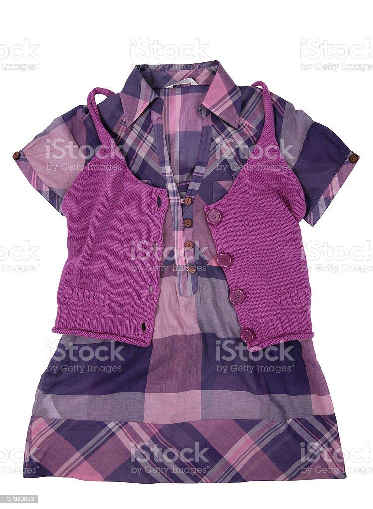 Women clothing royalty-free stock photo