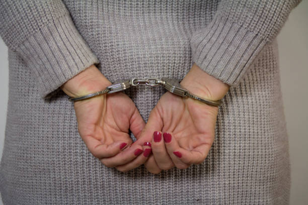 4,785 Woman Arrested Stock Photos, Pictures & Royalty-Free Images - iStock