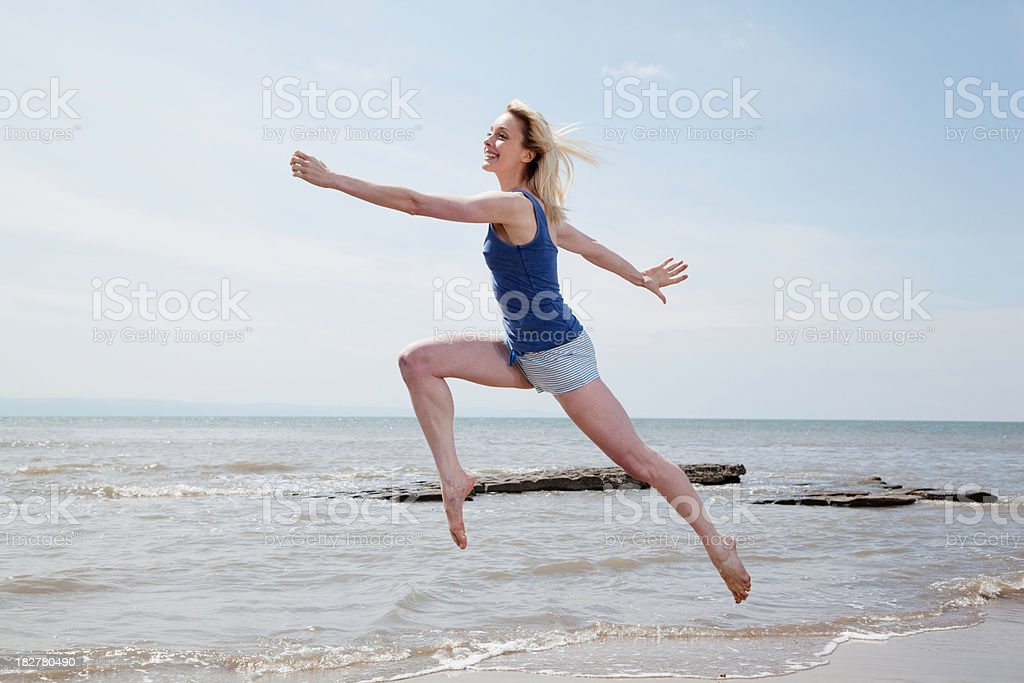women exercise stock photo