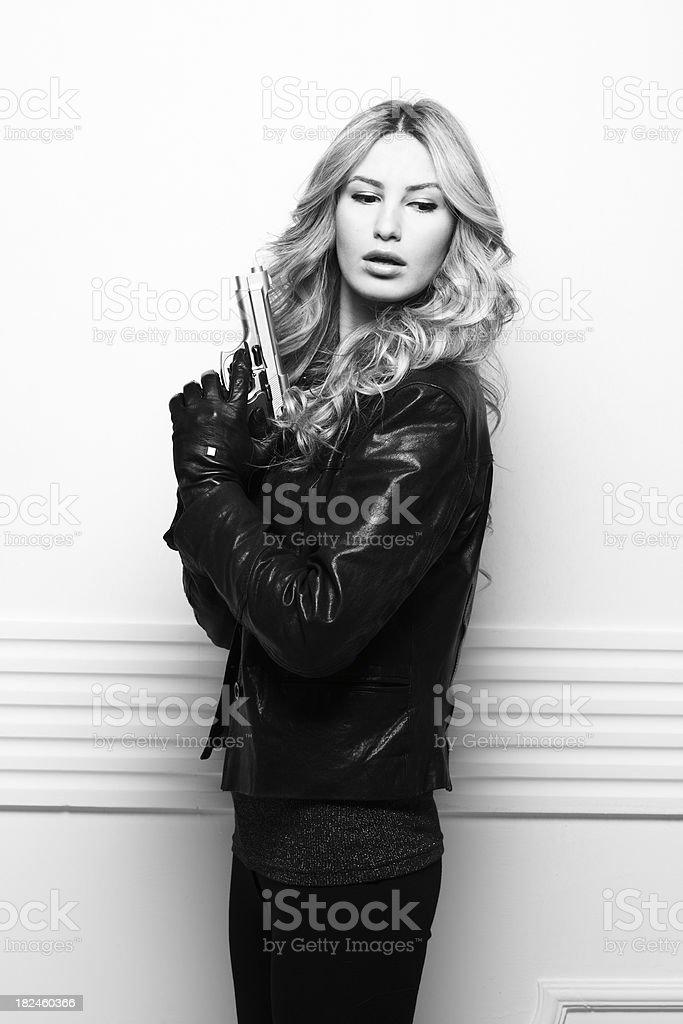 Mulheres de moda foto royalty-free