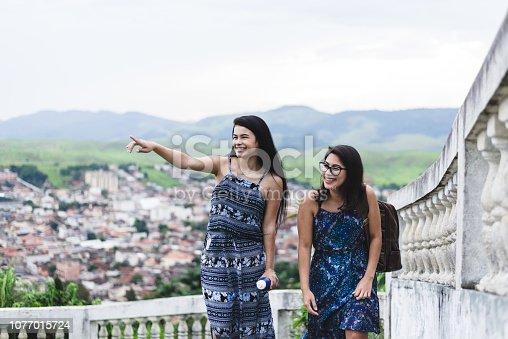Oriental women friendly travelers