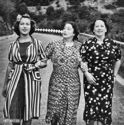 Women in 1930.