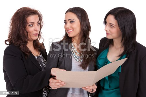 istock Women in business 123467183