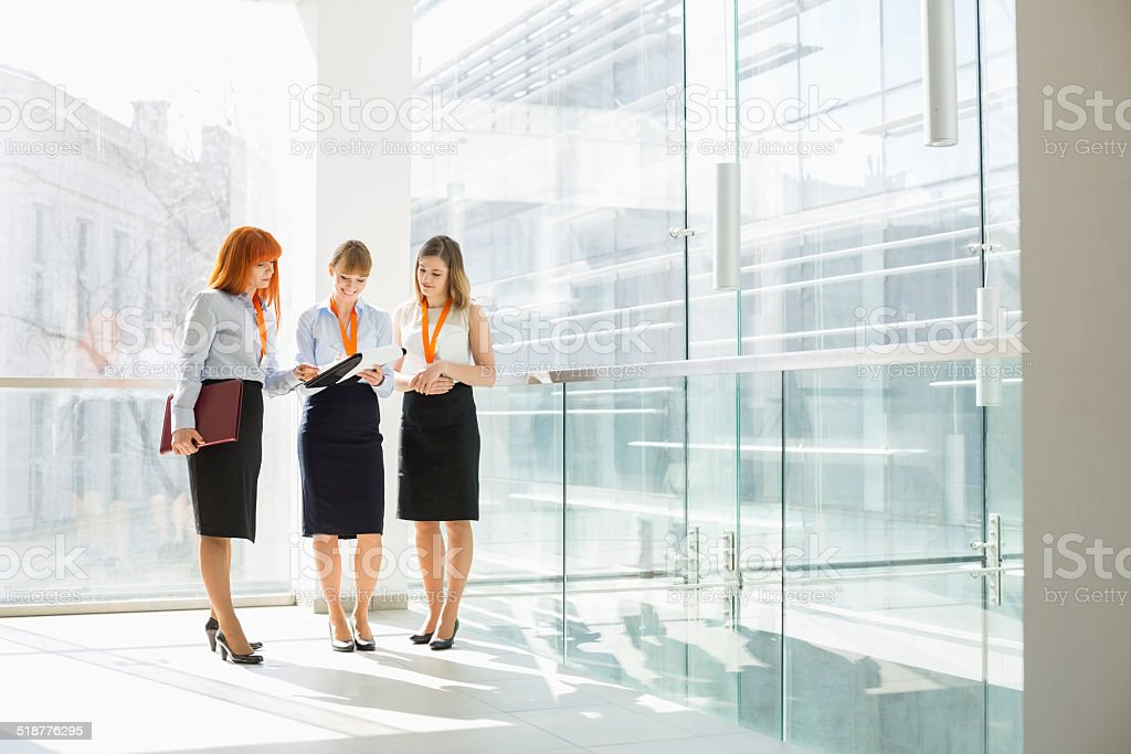 Women in Business royalty-free stock photo