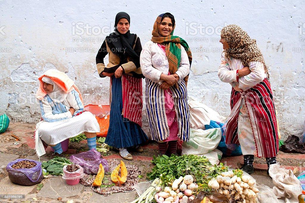 Kobiety w Maroku – zdjęcie