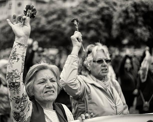 Frauen in Rally – Foto