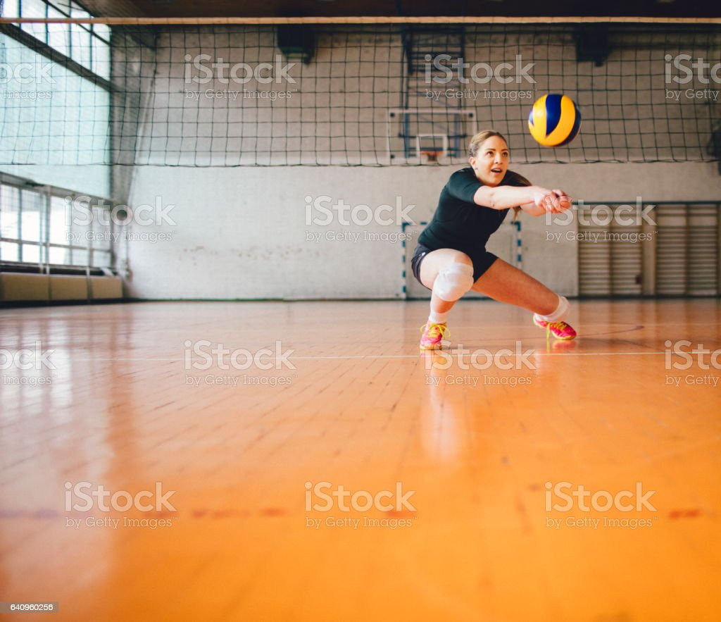 Femmes dans le Sport - volley-ball - Photo