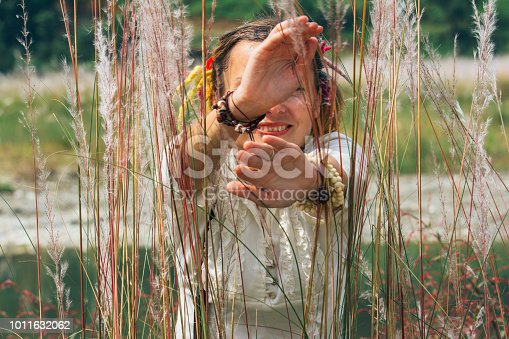 istock women in the feather grass 1011632062