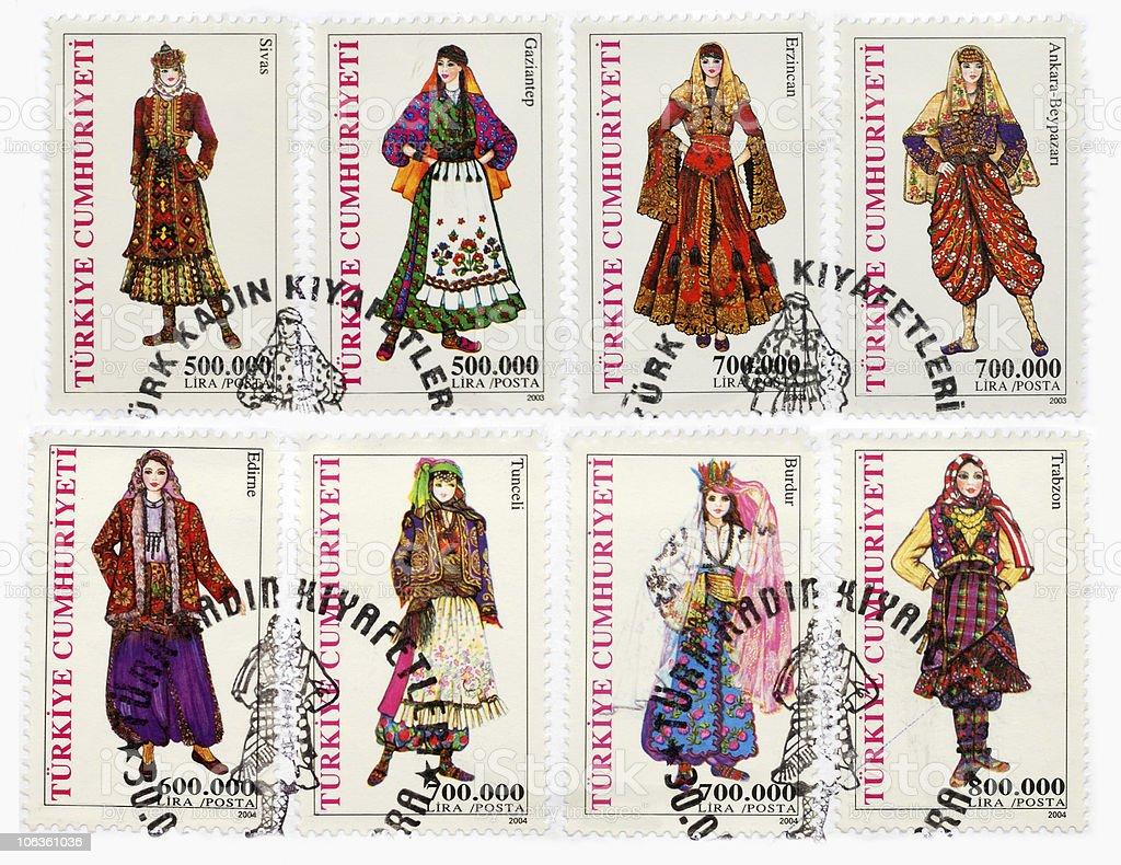 frauen in traditionellen türkischen kleider stockfoto und mehr bilder von  altertümlich