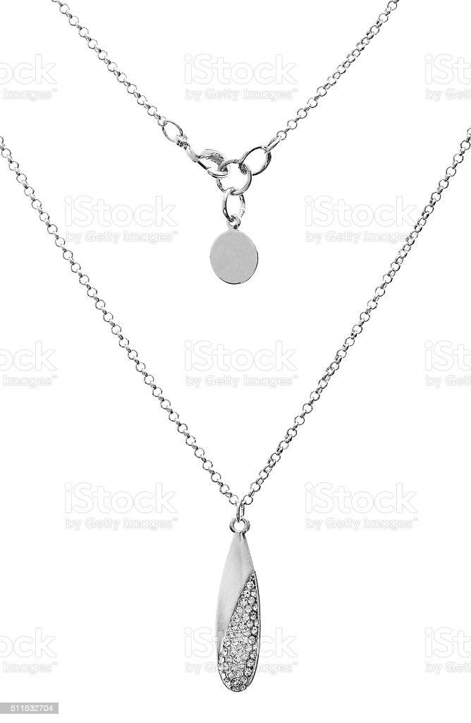 Women necklace stock photo