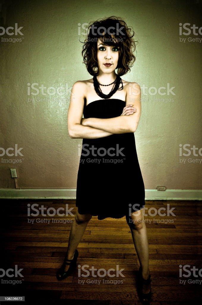Women of Power (series) royalty-free stock photo