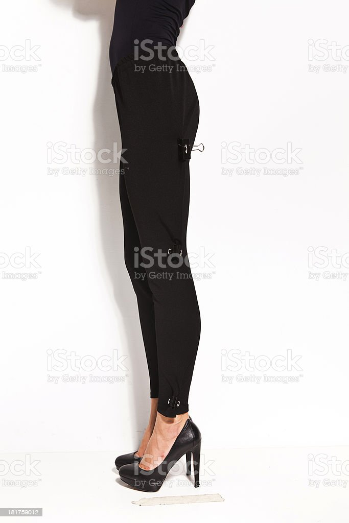 Women Pants royalty-free stock photo