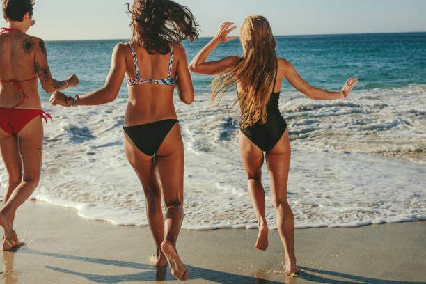 Skinny Dipping Stock Photos, Pictures & Royalty-Free