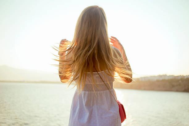 Sole da donna - foto stock