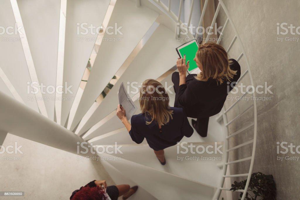 Frauen arbeiten gemeinsam – Foto