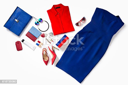 istock women's clothes and accessories 618735060