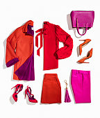 istock Women's clothing and personal accessories 666666466