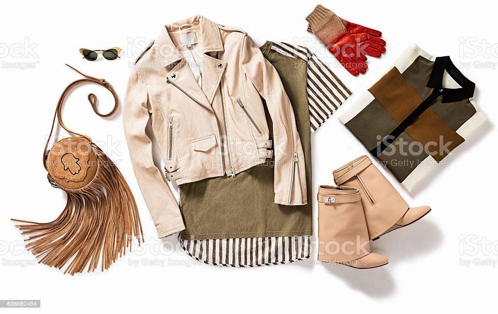 women's clothing stock photo