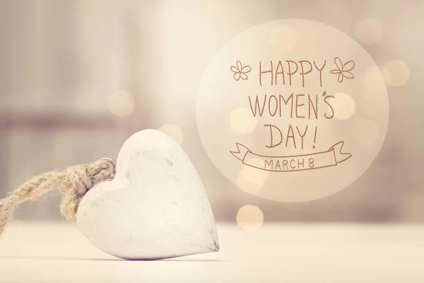 白心婦女節致辭 - womens day 個照片及圖片檔
