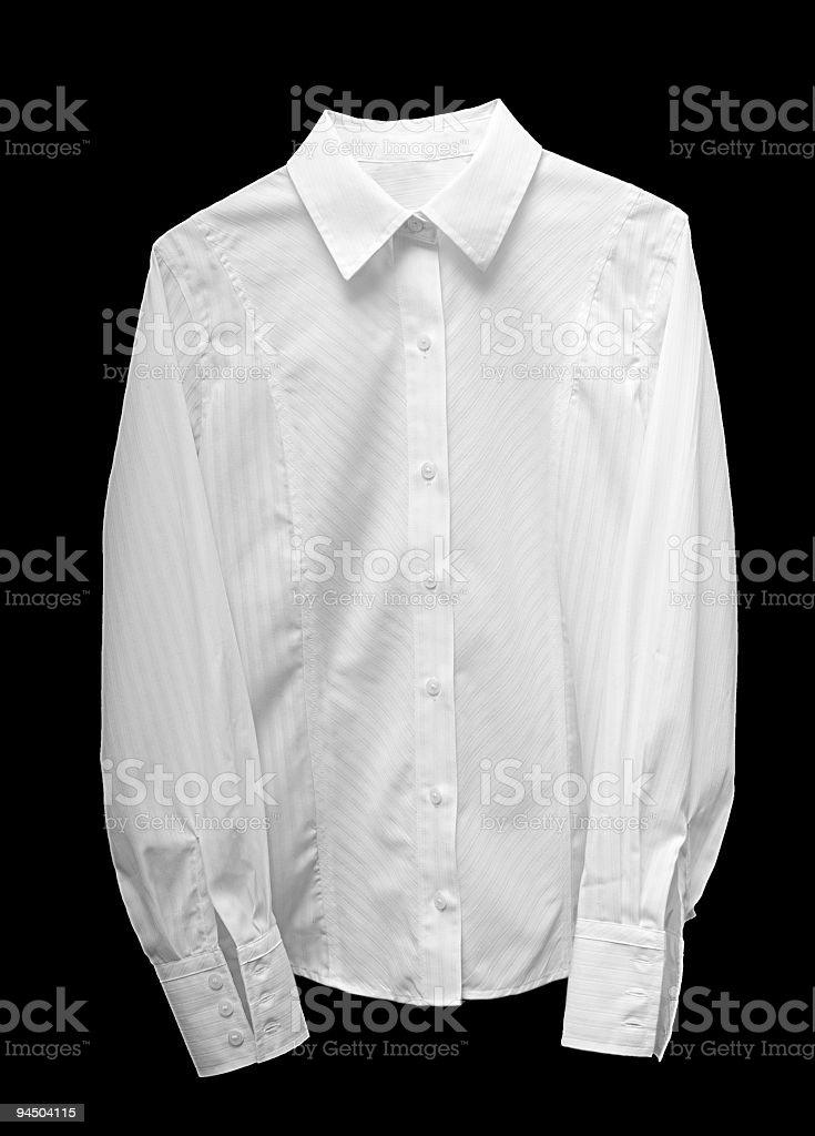 Women's Dress Shirt stock photo