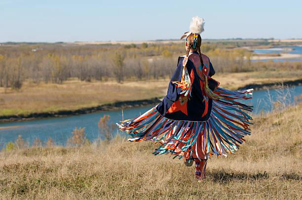damskie fancy szal tanecznych ruchów - kanada zdjęcia i obrazy z banku zdjęć