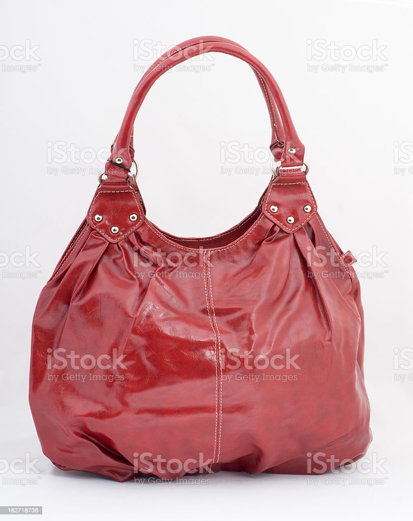 Womens Fashion HandBag royalty-free stock photo
