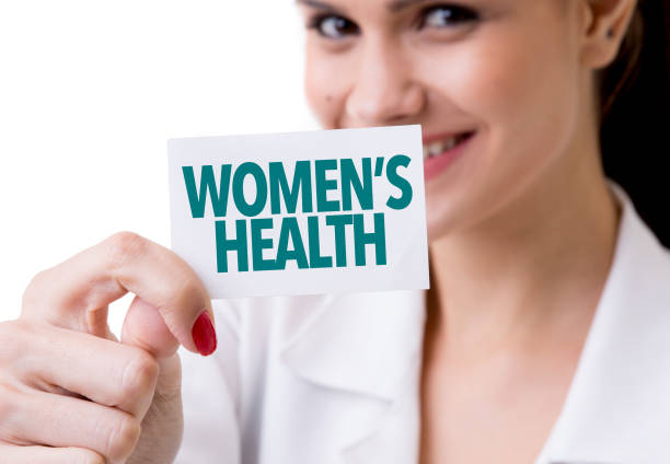 Womens Health stock photo