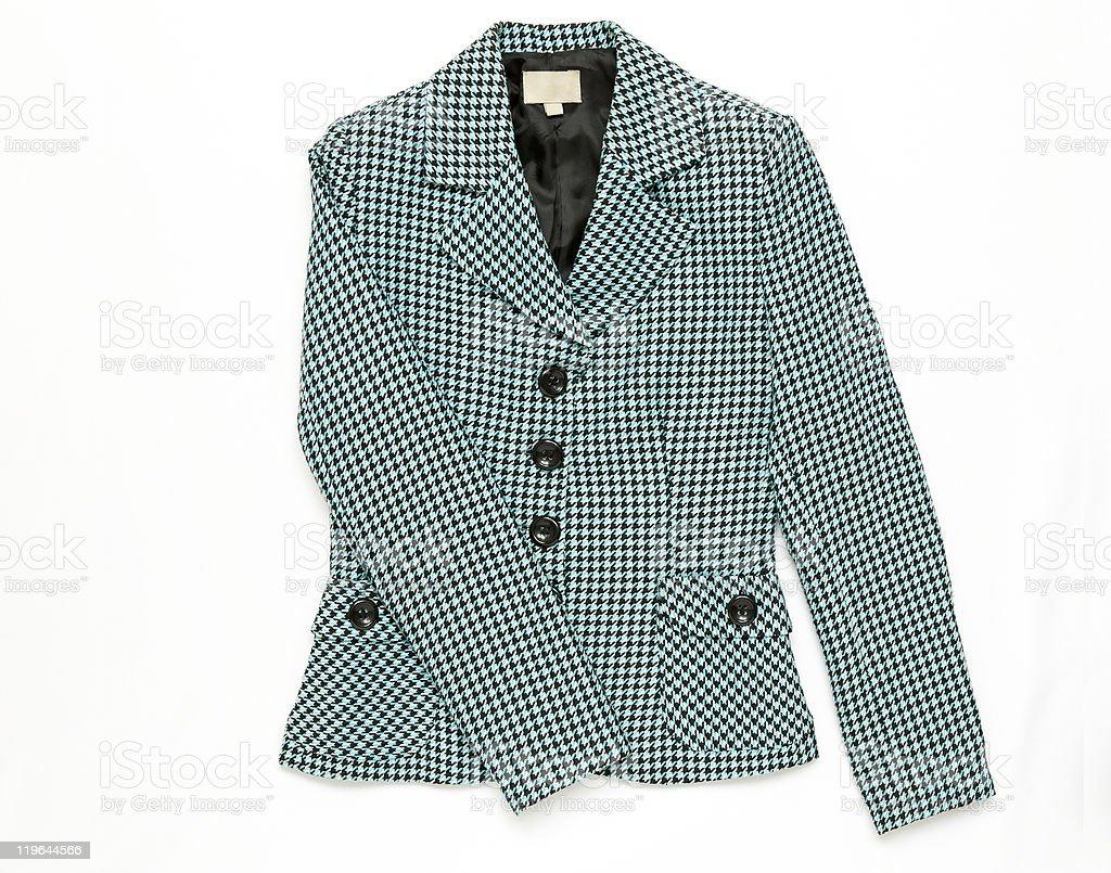 women's jacket royalty-free stock photo
