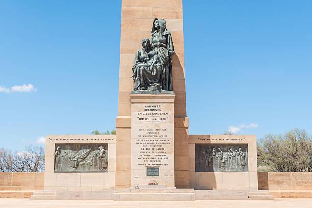 Womens Memorial Bloemfontein stock photo