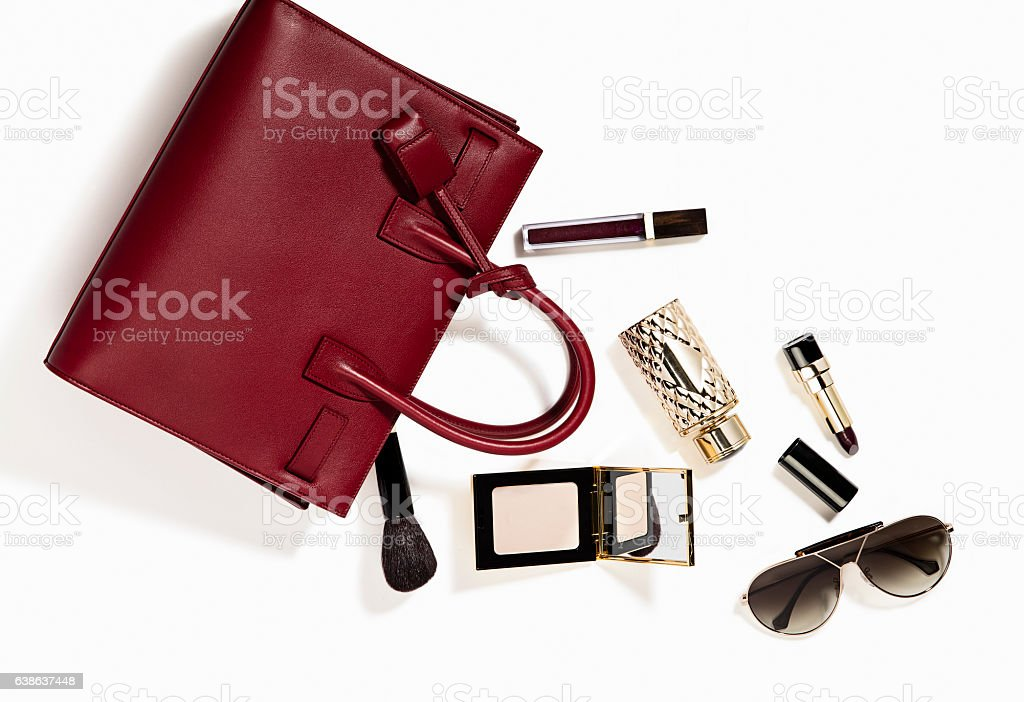 Women's personal accessories - foto de acervo