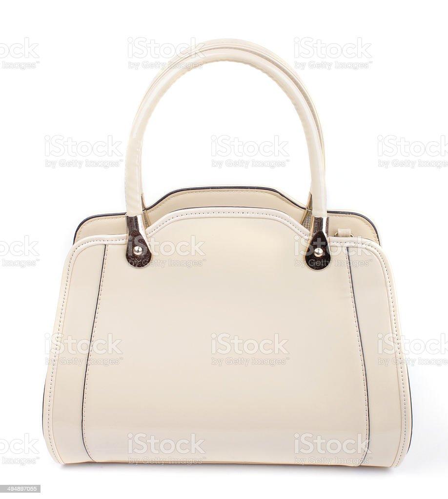 women's purse stock photo