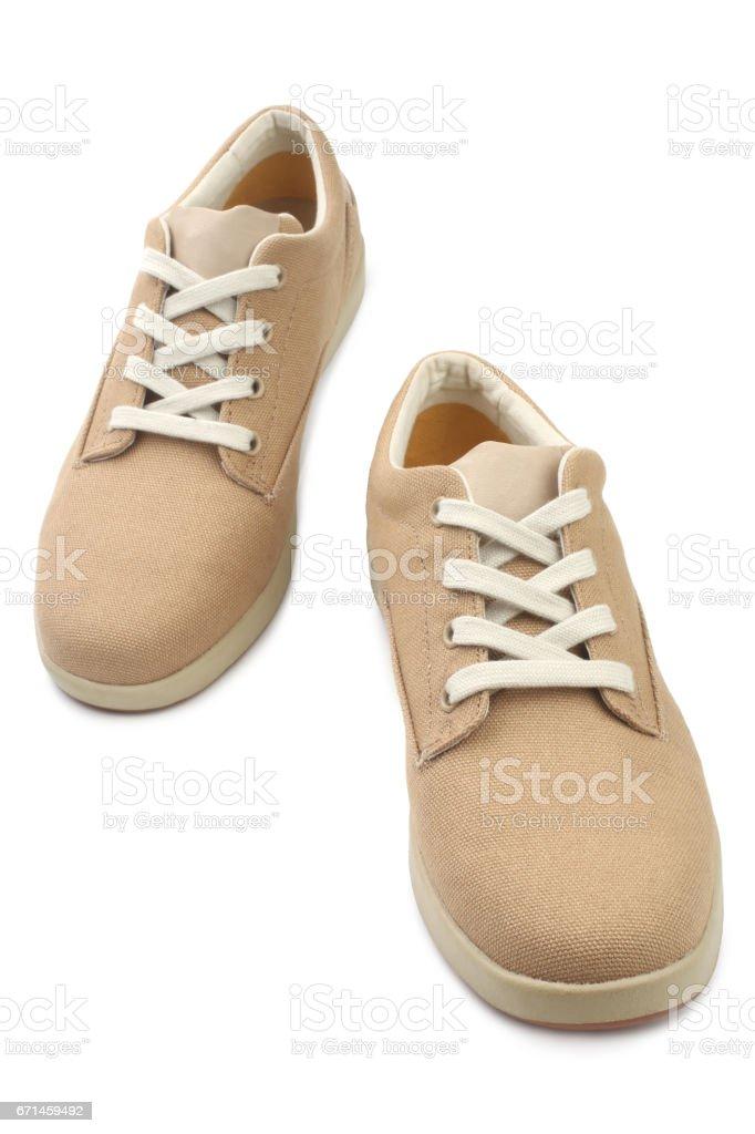 Women's shoes stock photo