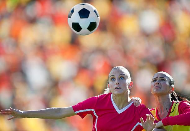 Frauenfußball – Foto
