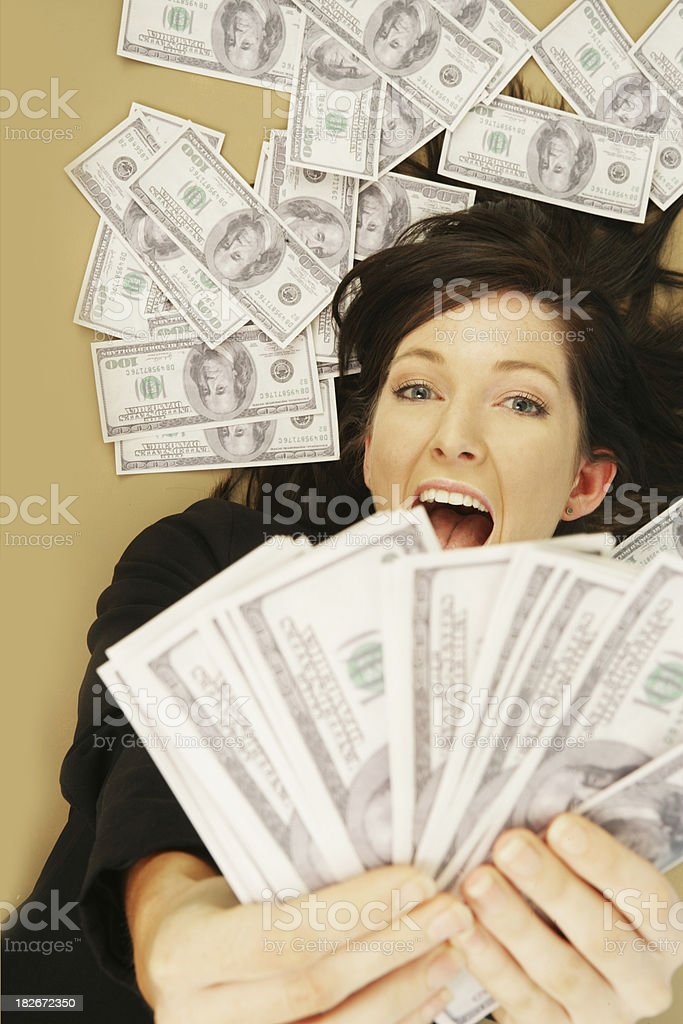 Won! royalty-free stock photo