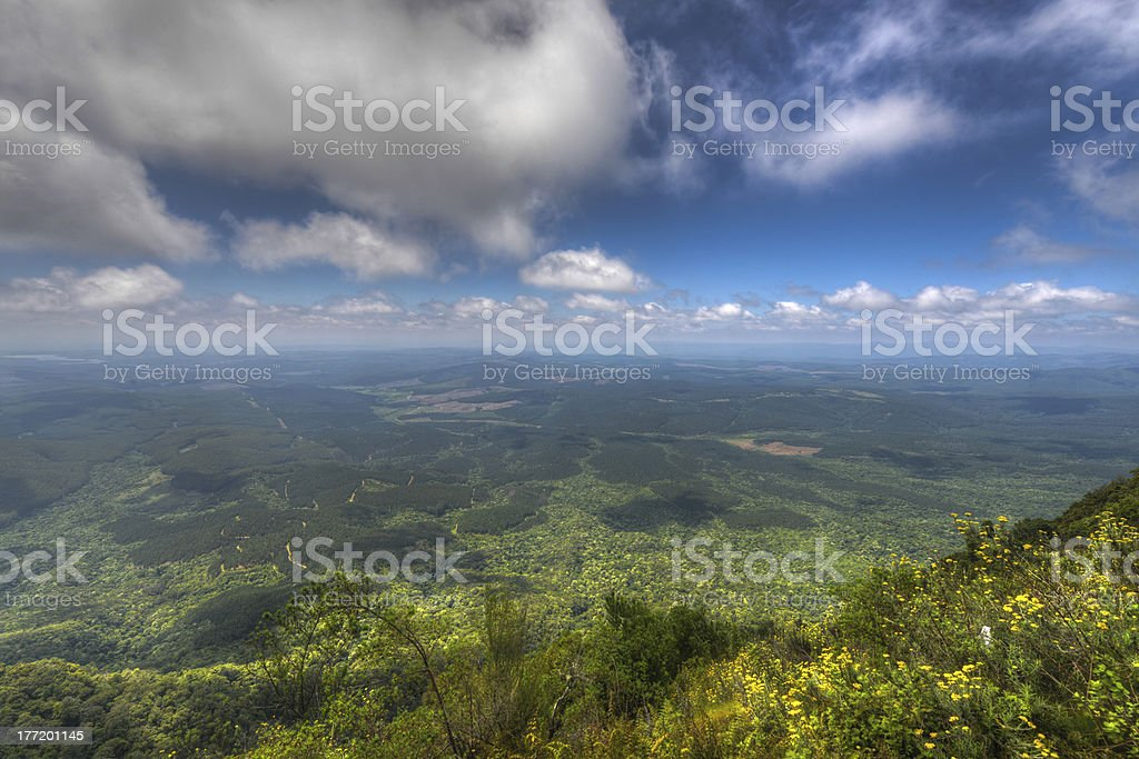 Wonder View, Mpumalanga, South Africa royalty-free stock photo