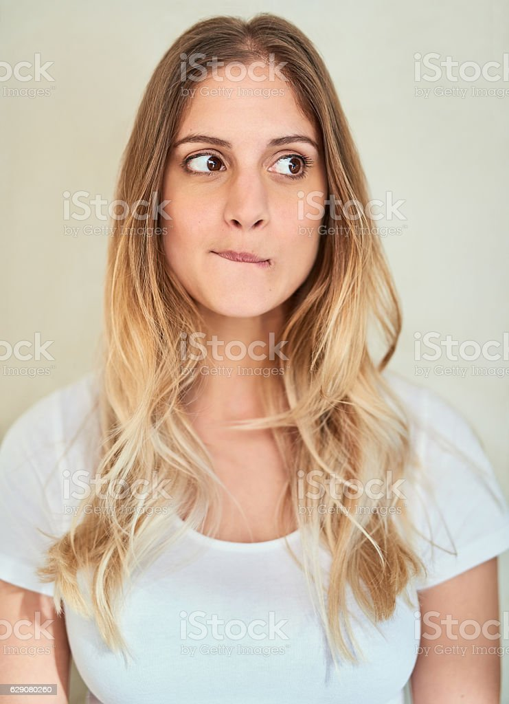 I wonder what that could be... stock photo