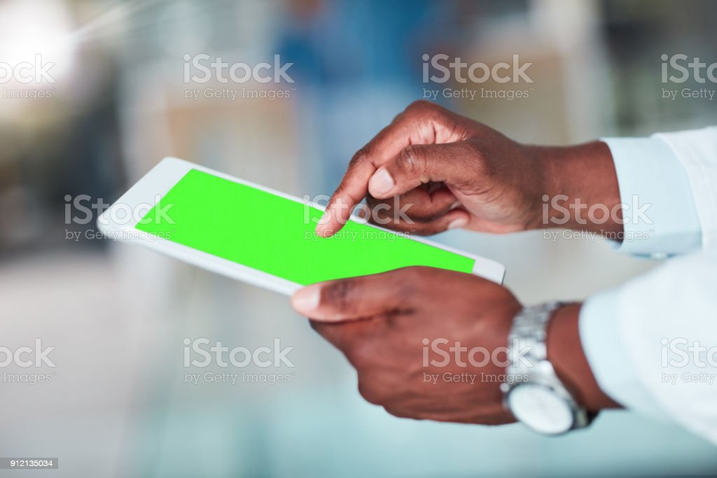 I wonder what the statistics are saying? stock photo