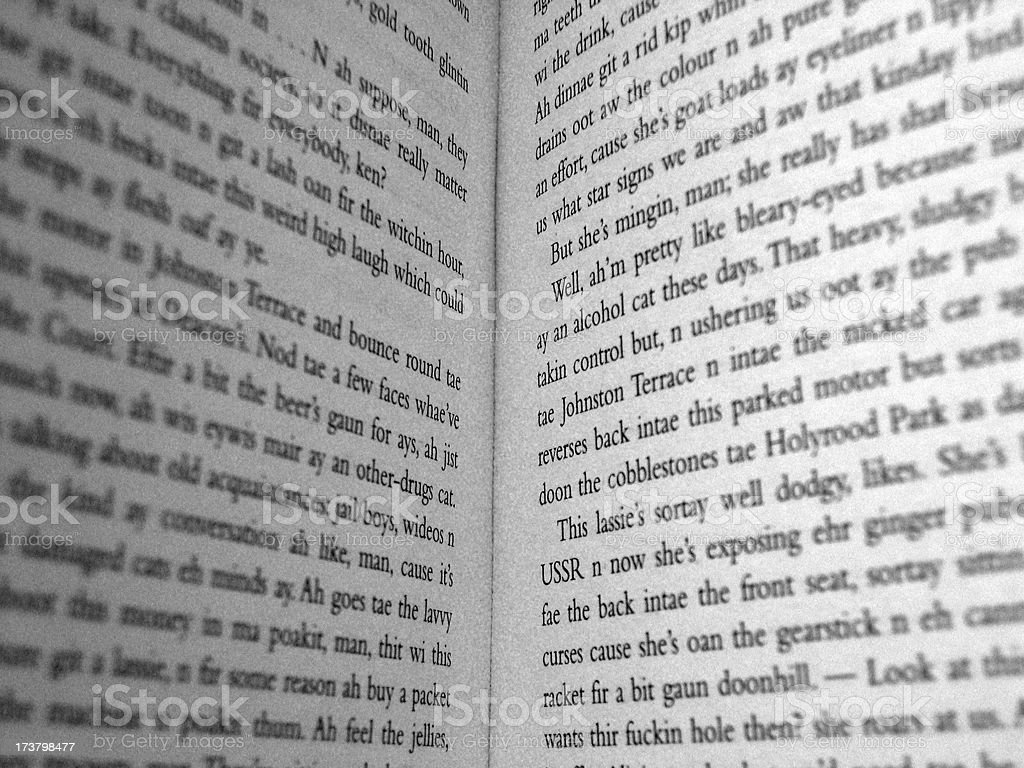 wonderful book royalty-free stock photo