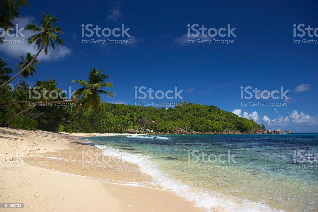 wonderful lagoon royalty-free stock photo