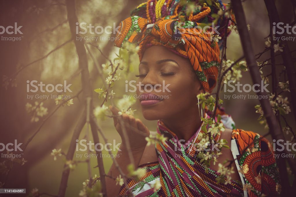 Wonderful scents of spring. royalty-free stock photo