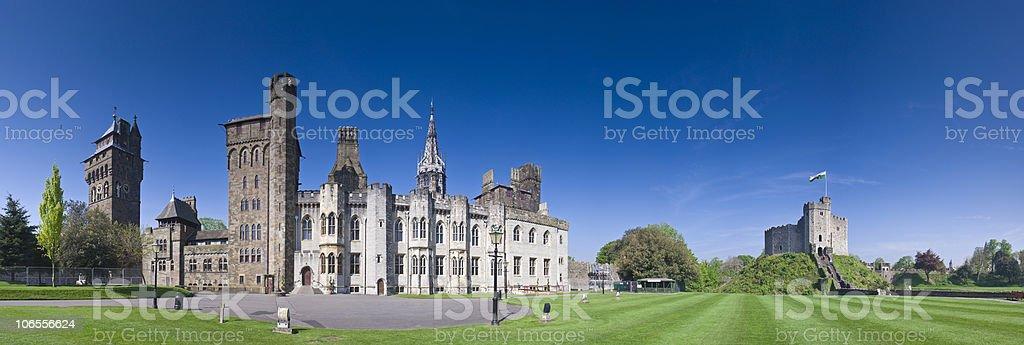 Wonderful Wales royalty-free stock photo