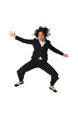 Woo hoo businesswoman jumping mid airhttp://www.twodozendesign.info/i/1.png