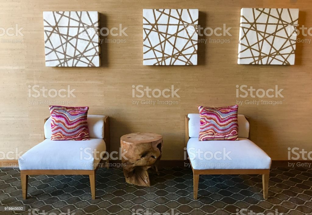 Wood Accents stock photo