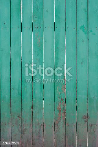 465559373 istock photo Wood background gray with green / vertical texture 576607278