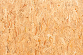 OSB Wood Background.