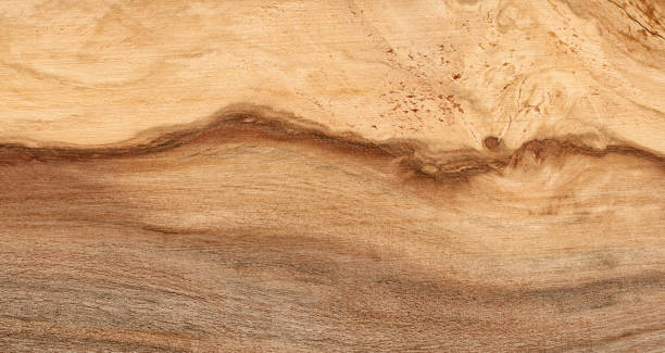 Wood (California pepper) background stock photo