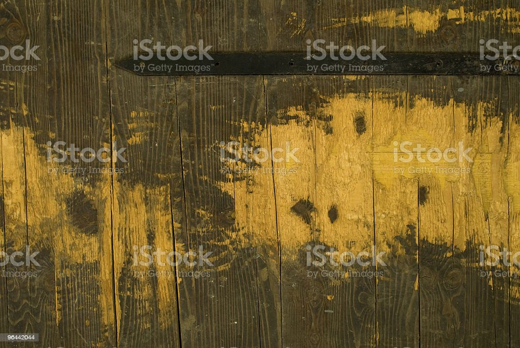 Wood Background - Royalty-free Abstract Stock Photo