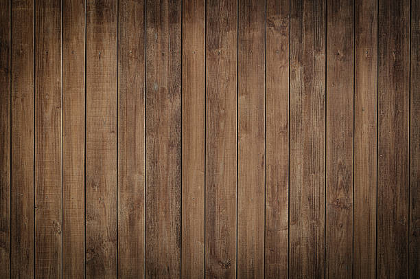 wood background texture pattern dark grunge plank vignette - plank stock photos and pictures