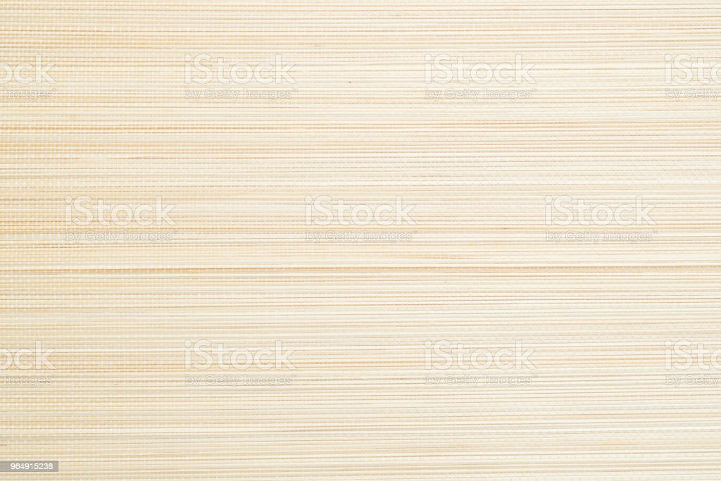 wood bamboo mat texture background royalty-free stock photo