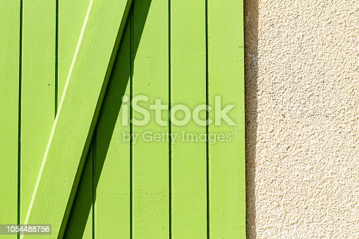 istock wood blinds 1054488756